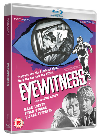 Eyewitness film review cover