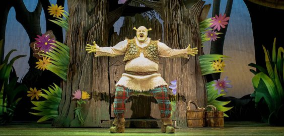 Shrek The Musical Leeds 2018