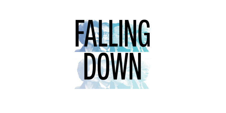 Falling Down by Phil Burton-Cartledge – Book Review logo