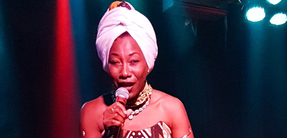 Fatoumata Diawara Live Review Belgrave Music Hall Leeds main