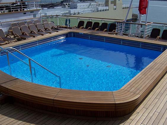 Five Reasons You Should Take Your First Ocean Cruise luxury facilities