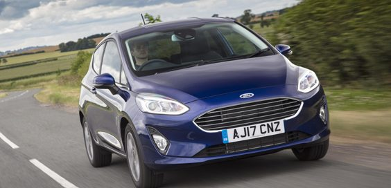 Ford Fiesta 1.0i Review main