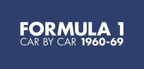 Formula 1 Car By Car 1960-69 by Peter Higham Book Review logo