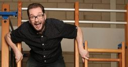 Gary Delaney Piece Hall Halifax 2017