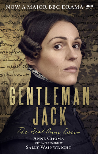 Gentleman Jack Real Anne Lister Anne Choma Book Review cover