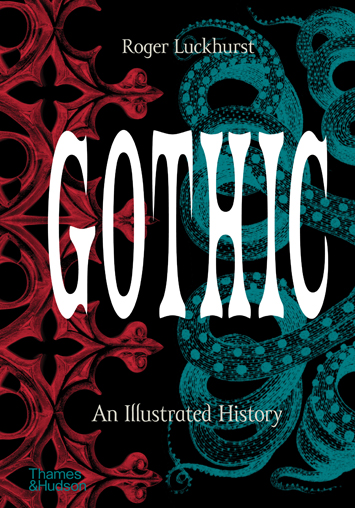 Gothic by Roger Luckhurst – book Review cover