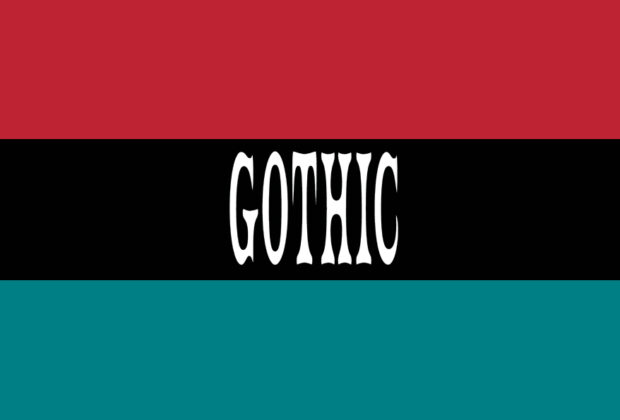 Gothic by Roger Luckhurst – book Review logo
