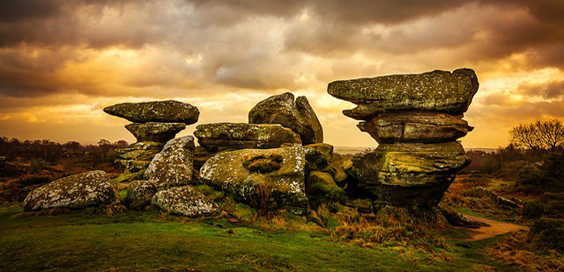 Great Offers For Family Days Out In Yorkshire brimham rocks