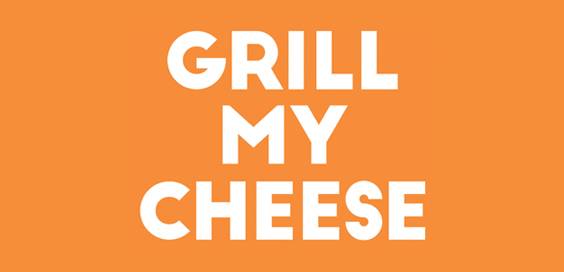 Grill My Cheese Nishma Nisha book review logo