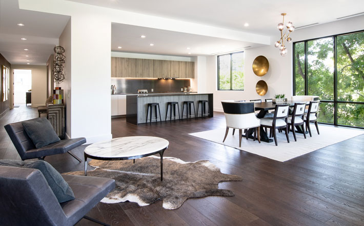 Guide for Choosing Modern Furniture for the Living Room interiors