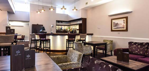 Halifax Hall Hotel sheffield restaurant review