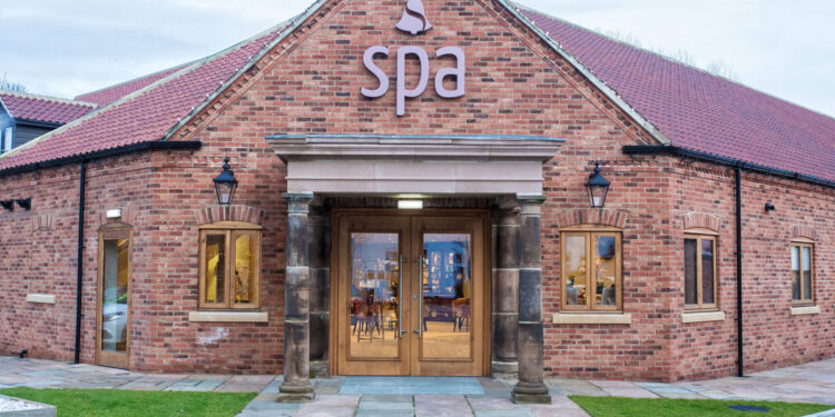 Halo Therapy at Ye Olde Bell Spa Review main exterior