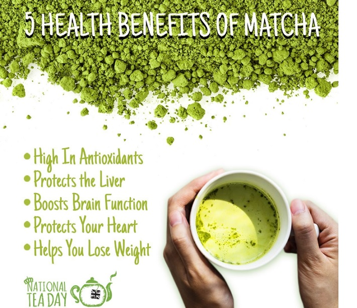Health Changes That Will Last A Lifetime matcha