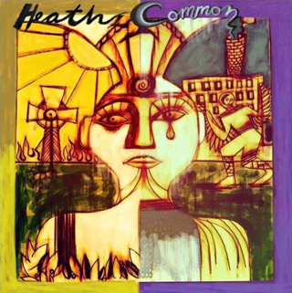 Heath Common and the Lincoln 72s album review cover