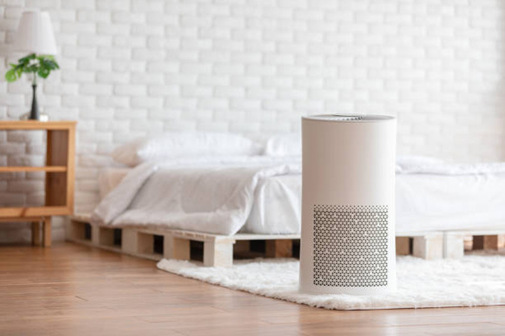 Helpful Tips On Where To Place An Air Purifier In Your Home bedroom