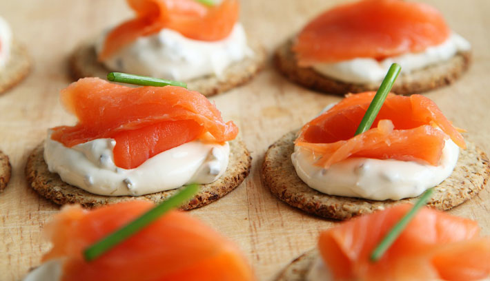 Helpful Wedding Tips For Your Perfect Day canapes
