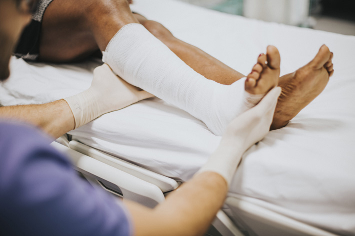 Here's What you Need to do After a Work Injury workplace