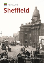 Historic Images of Sheffield City Centre cover front