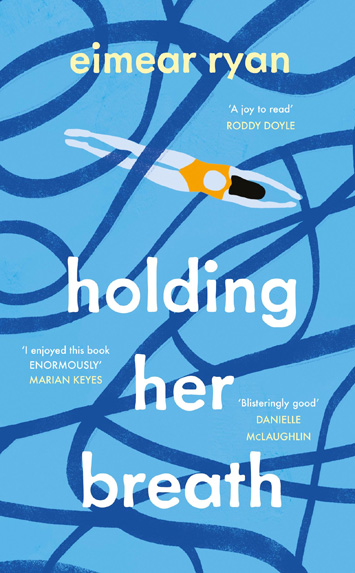 Holding her Breath Eimar Ryan book review cover