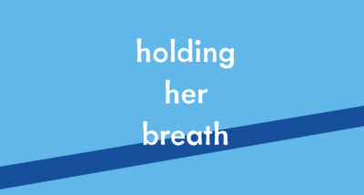 Holding her Breath Eimar Ryan book review logo