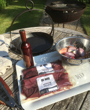 Holme Farmed Venison Summer BBQ Box Review pack