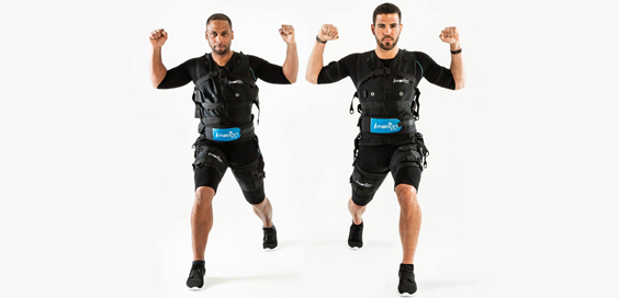 How Electrostimulation is Changing Sport and Physical Fitness men