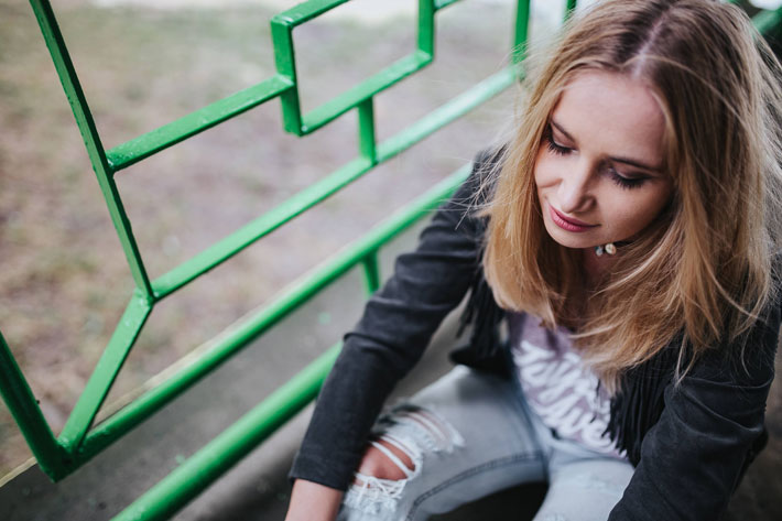 How Parents Can Prepare Their Teenage Children For Adulthood girl