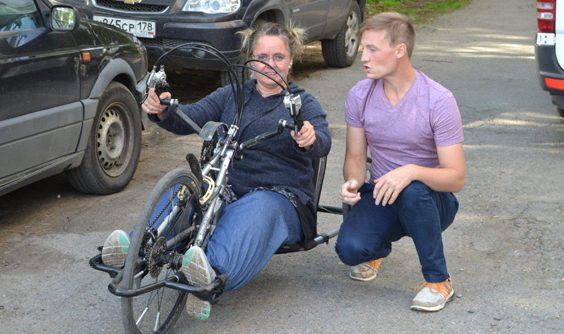 How Russian people with limited abilities Surprised their Norwegian Colleagues 2