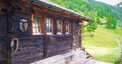 How To Build A Log Cabin main