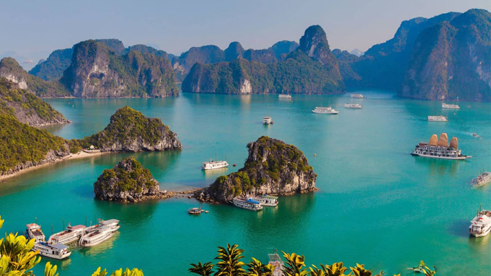 How We Spent Our Holiday on a Private Tour in Vietnam halong-view