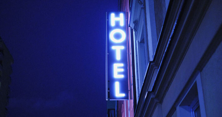 How can the hospitality industry return to work safely main