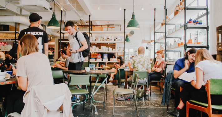 How to Build a Restaurant Around a Small Space main