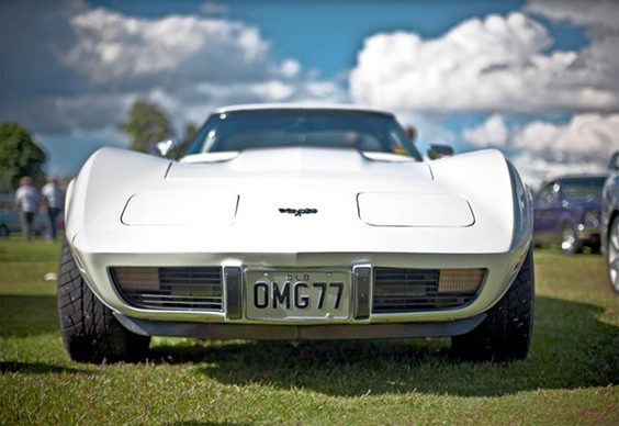 How to Check Your DVLA Number Plate to Make Sure It's Legal corvette