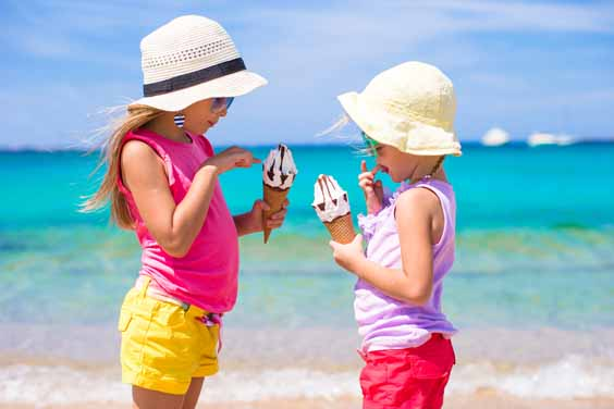 how to get away on a budget holidays travel ice cream