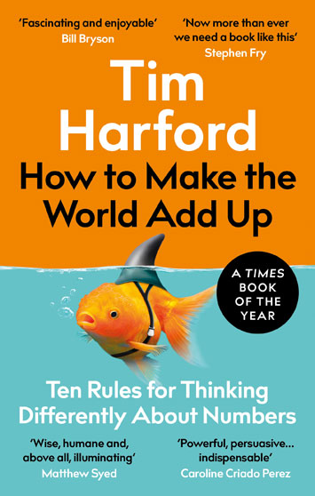 How to Make the World Add Up by Tim Harford cover