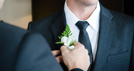 How to Plan Your Wedding on a Budget groom