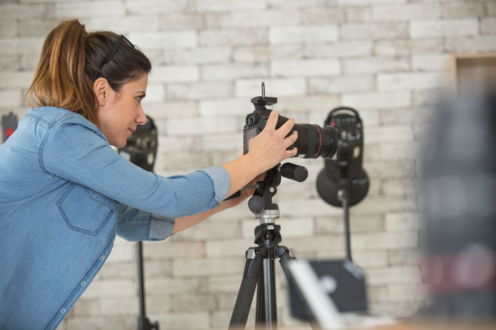 How to Properly Setup Your Camera for A Professional Photoshoot photography