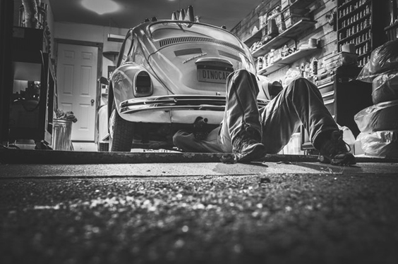 How to Repair Your Car at Home and Save Money vintage
