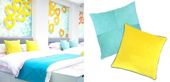 How to Style Your Home Like the Love Island Villa cushions