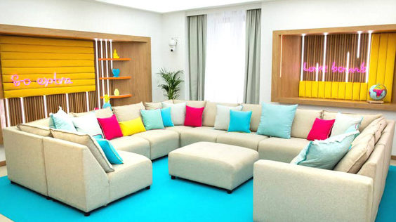 How to Style Your Home Like the Love Island Villa sofa