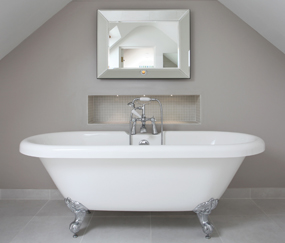 How to create the perfect bathroom free standing bath