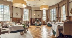 Hudson's at The Grand Hotel York Afternoon Tea Review interior main