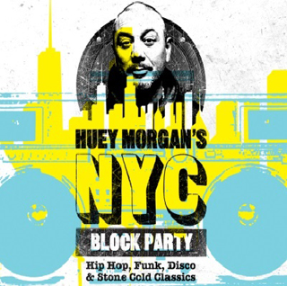 Huey Morgan NYC Block Party Review Leeds Wardrobe live