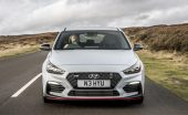Hyundai i30 N Review front
