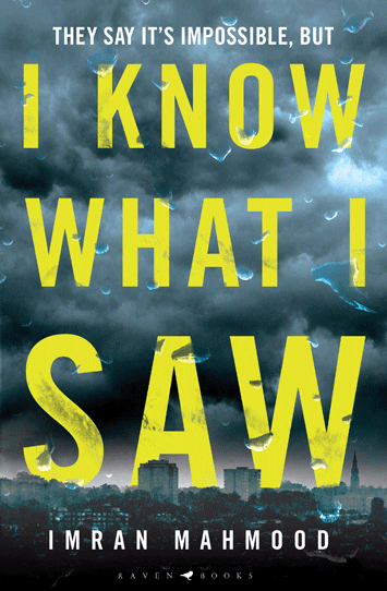 I Know What I Saw by Imran Mahmood – Review cover