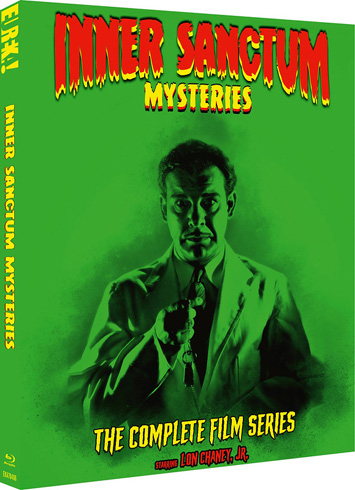 Inner Sanctum Mysteries The Complete Film Series (1943-45) Box Set – Review cover