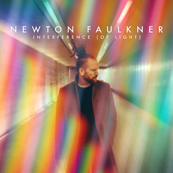 Interference (Of Light) by Newton Faulkner Album Review logo cover