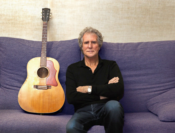 Interview with John Illsley of Dire Straits guitar