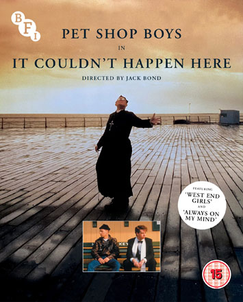 It Couldn't Happen Here Film Review pet shop boys