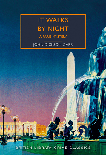 It Walks By Night by John Dickson Carr Book Review cover